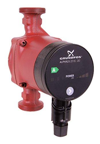 Grundf.circulation pump Alpha2L 25/6 Test