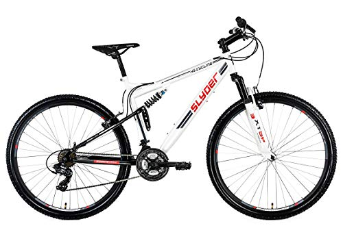 KS Cycling Mountainbike MTB Fully 29\'\' Slyder weiß RH 51 cm