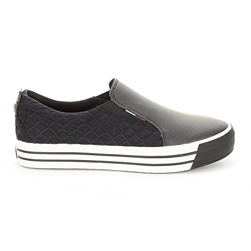 Tommy Hilfiger EN56821881 Slip On Donna Black