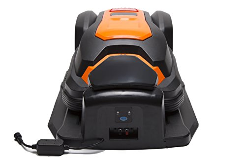 Yard Force SA500ECO Robomower Powered by Samsung Lithium-Ion Battery, Black