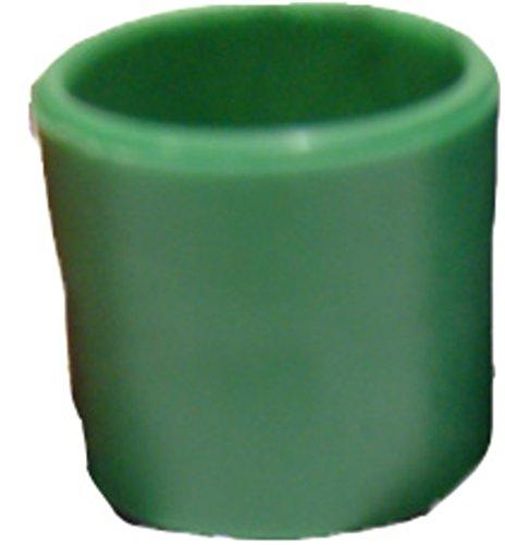 Boy-Scouts-Plain-Neckerchief-Scarf-Woggle-Plastic-Scout-Necker-Woggles-Bottle-Green