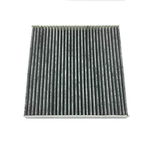 LIjieganxin Auto Innenraumluftfilter geeignet für Honda Ac Song mehrere Modelle desodorierende Innenraumluftfilter Kohlefaser Material Luftfilter (0, 235 mm×224 mm ×30 mm)