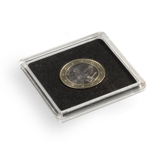 10-lighthouse-square-23mm-2-x-2-quadrum-snaplock-coin-holder-capsules-for-1-4-oz-gold-libertad-by-li