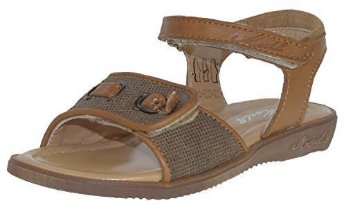 MOD8 hORNITO sandales vel beach en cuir naturel marron Marron - naturel marron