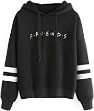 Fashion Casual Friend Hoodie Sweatshirt Friend TV Show Merchandise Women Graphic Tops Hoodies Sweater Funny Ho