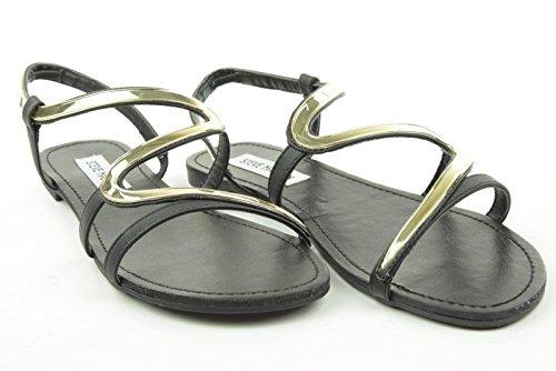 steve-madden-donna-sandali-flat-barth-37-nero