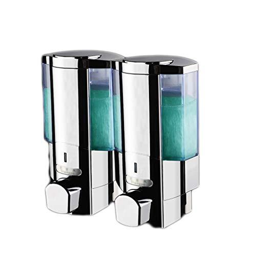 Wandseifenspender Shampoo Duschgel Flasche Reinigungsmittel Flasche 12 Unzen Kapazität (Größe : 700ml) -