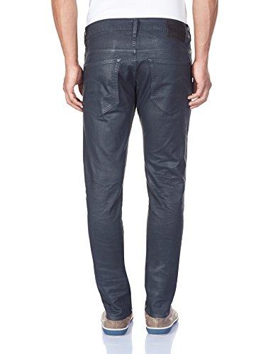 G-Star - 3301 low tapper - Jeans Homme Legion Blue
