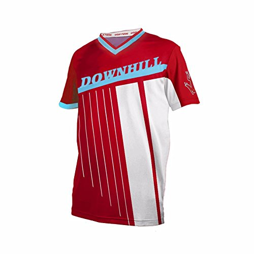 Future Sports Uglyfrog Design Moto Modelo Manga Corta Motocross Verano Jersey Vented Camiseta MTB Maillots MX Downhill Offroad Camiseta