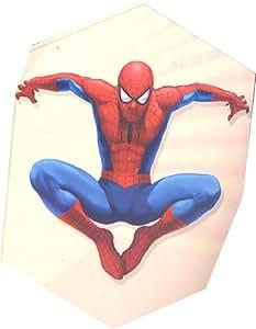 Marvel Heroes/ Spiderman Geometrique Cerf-Volant mesures environ: 122m