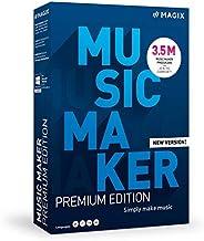 Music Maker - 2021 Premium Edition - Mehr Sounds. Mehr Möglichkeiten. Einfach Musik machen.|Plus|multiple|limi