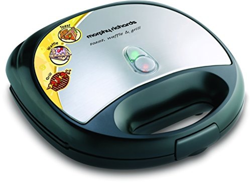 Morphy Richards SM3006 Toast, Waffle and Grill