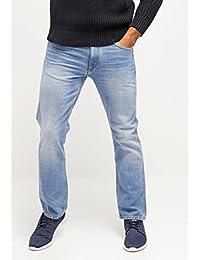 Carhartt Buccaneer Pantalon–Blue Revolt Washed
