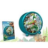 Kids Euroswan - Disney WD16804 plastica dell'orologio 9 centimetri. The good dinosaur