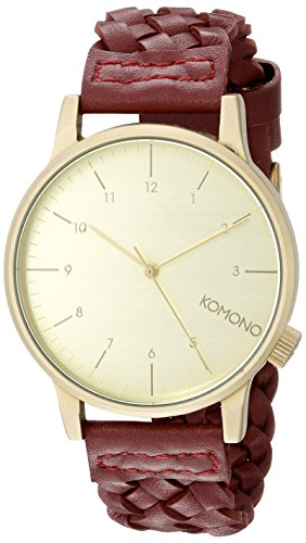 Orologio da Polso Uomo Komono Winston Woven KOM-W2031