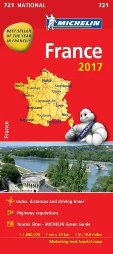France 2017 National Map 721