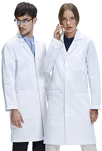 Dr. James Professioneller Unisex Laborkittel M