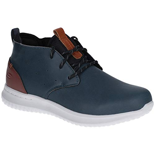 n - Clenton Colour: Navy, Size: UK9 ()