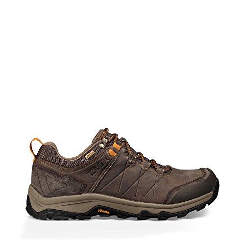 Teva Herren Arrowood Riva Wp Trekking- & Wanderstiefel, Braun Walnut, 42 EU