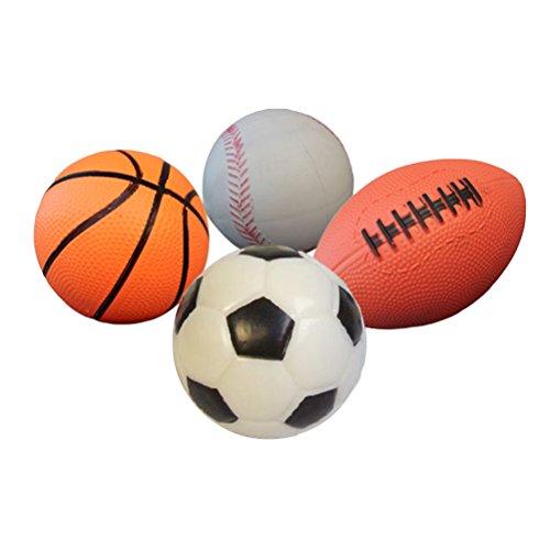 NUOLUX Baloncesto Balón Fútbol Rugby Bolas Pelotas