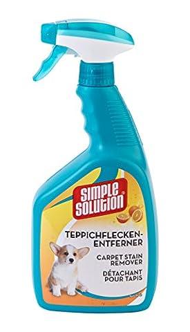 Simple Solution Teppichflecken Entferner 945 ml