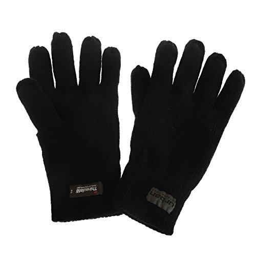 Result – Guantes térmicos con forro interior Modelo Thinsulate unisex hombre mujer (40g 3M)