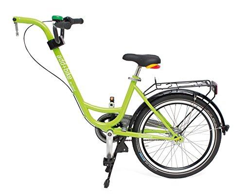 Trailer add + bike by Roland; Farbe grün, mit 3-Gang Nabenschaltung