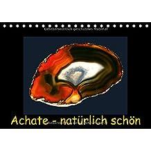 Achate - natürlich schön / Geburtstagskalender (Tischkalender immerwährend DIN A5 quer): Abgelichtete Achatscheiben - ungefärbt und ihrer ... 14 ... [Kalender] [Jan 19, 2014] Heizmann, Thomas