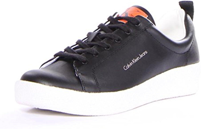Calvin Klein Jeans Gerald Nappa, Zapatillas Para Hombre -