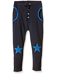 Niño pantalones Ryan Zunstar - azul fresco, tamaño 98/104