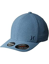 Nike M Hrly Phntm Ripstop Hat Gorra, Unisex Adulto, Obsidian/Black, S