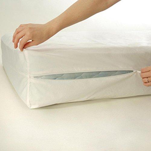 British-Choice-lino-Anti-Allergy-antibatterico-SafeRest-Premium-Proteggi-materasso-impermeabile-cerniera-Closer-Encasement-style