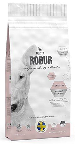 Bozita Hundefutter Sensitive Single Protein Salmon, 1er Pack (1 x 12.5 kg)