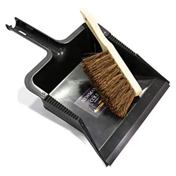 2xGroundsman Dustpan and Brush Set