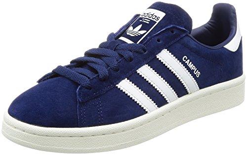 Adidas Campus, Zapatillas de Deporte para Hombre, Azul (Tinnob/Indnob/Dormet 000), 40 2/3 EU adidas
