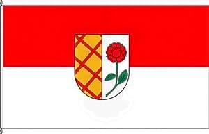 Bannerflagge Hillesheim - 150 x 400cm - Flagge und Banner