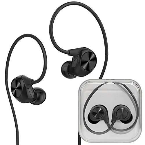 LETV Stereo Deep Bass 3.5mm Jack In-Ear Headphones for LeEco,iPhone,iPad,Samsung...