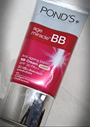 PONDS Age Miracle Anti Ageing Expert BB cream SPF 30 PA++ Light 25g