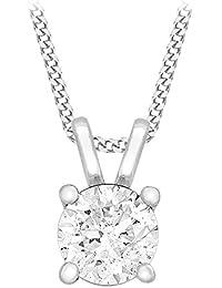 Damen-Kette 9 Karat (375) Diamant