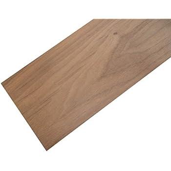 Pack of 10 Walnut Stripwood Bundle 1.5mm x 6mm x 450mm
