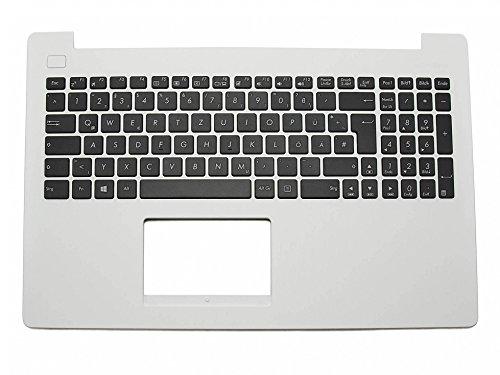 Tastatur, deutsch (DE) inkl. Topcase weiß für Asus F553M Serie