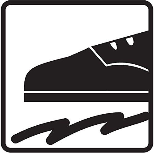 """Goodyear Bottes en caoutchouc / Bottes de travail Homme """"Woburn Sans métal"""" Noir"""