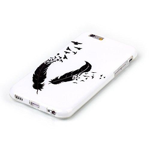 Voguecase® für Apple iPhone 5C, Schutzhülle / Case / Cover / Hülle / TPU Gel Skin (NEW YORK) + Gratis Universal Eingabestift Schwarz Feder