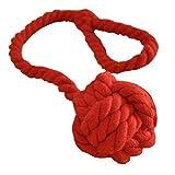 Pixnor Baumwolle Vorhang binden-Seil Tie-Set A Hand (rot)