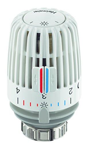 Heimeier Thermostatkopf Modell K 7000-00.500 mit Nullstellung weiß (Set: 10 Stück)