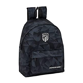 41dgsD1mhaL. SS324  - Day Pack Infantil Atlético de Madrid Black Oficial 330x150x420mm