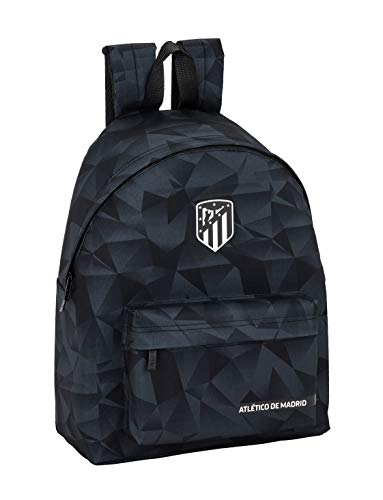 Day Pack Infantil Atlético de Madrid Black Oficial 330x150x420mm