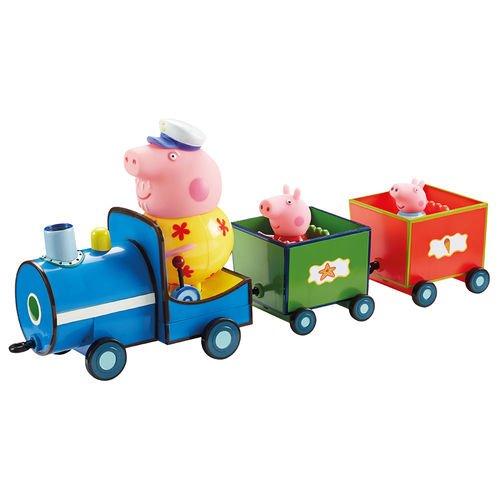 Peppa Pig Urlaub Promenade Zug