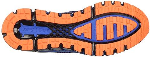 Asics Gel-Quantum 360 cm, Scarpe da Ginnastica Uomo Nero (Black/Onyx/Hot Orange)