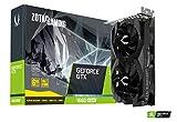 ZOTAC - Scheda grafica GeForce GTX 1660 Super Twin Fan, 6 GB GDDR5, 192-bit, 1785 MHz, 8 Gbps, PCI Express 3.0